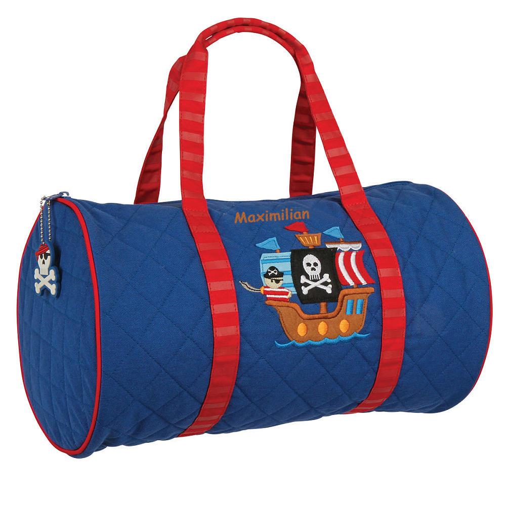 reisetasche f r kinder mit name pirat ein pers nliches geschenk als unikat geschenkegarten. Black Bedroom Furniture Sets. Home Design Ideas